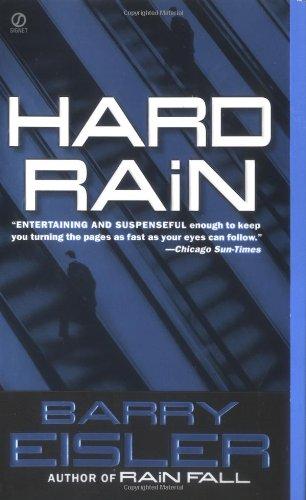 9780451212467: Hard Rain (John Rain Thrillers)