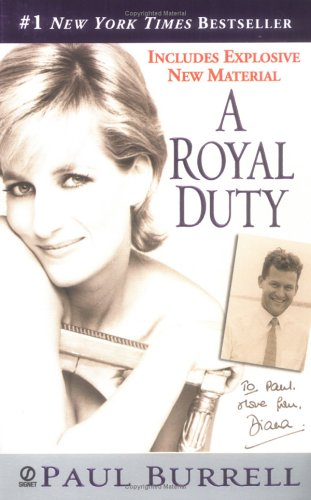 9780451212764: A Royal Duty: Updated with New Material