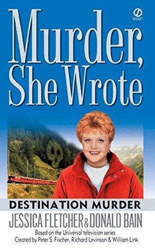 9780451212849: Murder, She Wrote: Destination Murder