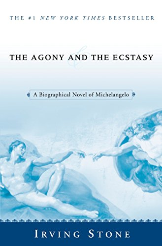 9780451213235: The Agony and the Ecstasy: A Biographical Novel of Michelangelo