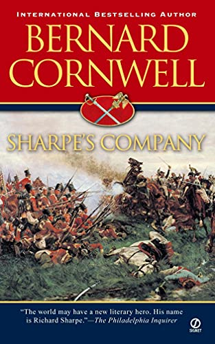 9780451213426: Sharpe's Company: Richard Sharpe and the Siege of Badajoz, January to April 1812 (#13)