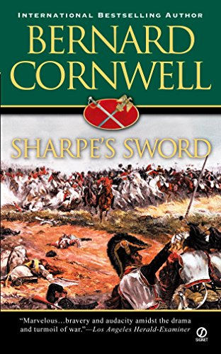 9780451213433: Sharpe's Sword (Richard Sharpe's Adventure Series #14)