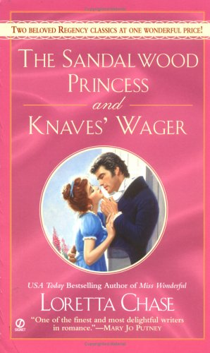 9780451213792: The Sandalwood Princess and Knaves' Wager (Signet Regency Romance)
