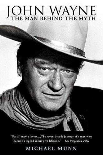 9780451214140: John Wayne: The Man Behind the Myth
