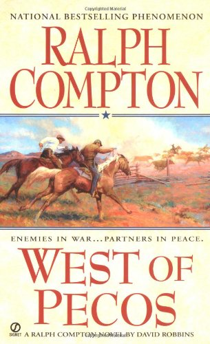 West of Pecos : A Sundown Rider's Novel