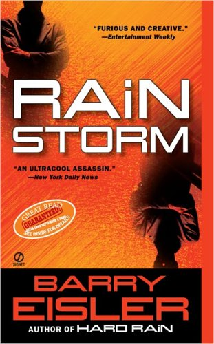 Rain Storm (John Rain Thrillers): Barry Eisler