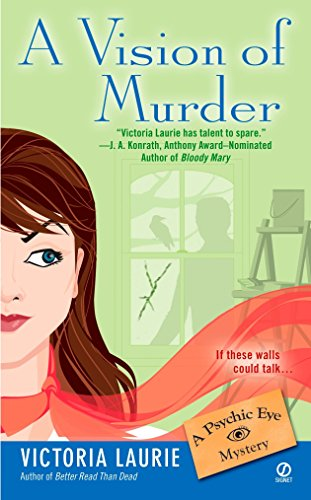 9780451217158: A Vision of Murder (Psychic Eye Mysteries, Book 3)