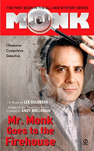 9780451217295: Mr. Monk Goes to the Firehouse