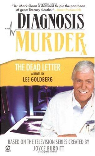 9780451217790: Diagnosis Murder #6: The Dead Letter