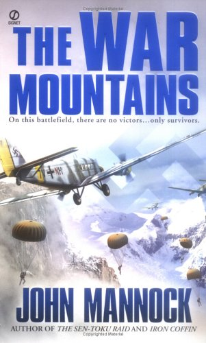 9780451217905: The War Mountains (Signet Military Novels)