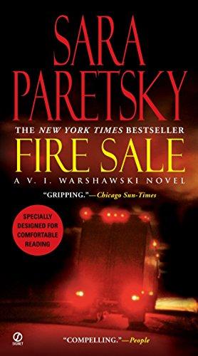9780451218995: Fire Sale (A V.I. Warshawski Novel)