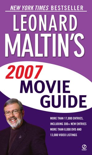 9780451219169: Leonard Maltin's 2007 Movie Guide (Leonard Maltin's Movie Guide (Mass Market))