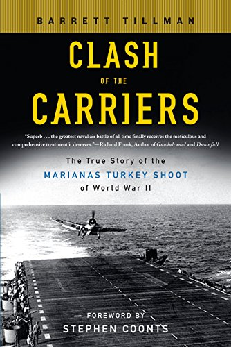 Clash of the Carriers: The True Story: Tillman, Barrett