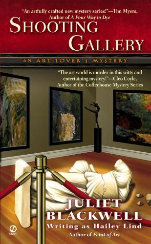 9780451219732: Shooting Gallery: An Art Lover's Mystery