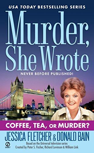 9780451220875: Murder, She Wrote: Coffee, Tea, or Murder?