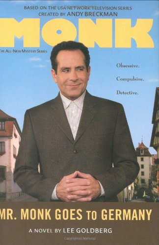 Mr. Monk Goes to Germany: Goldberg, Lee