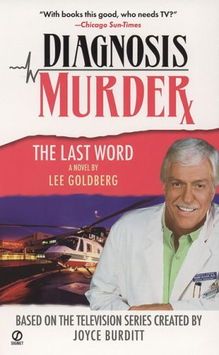 9780451221070: The Last Word (Diagnosis Murder)