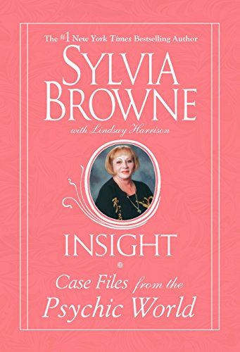 9780451221308: Insight: Case Files From The Psychic World