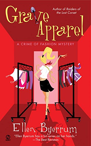 9780451221780: Grave Apparel: A Crime of Fashion Mystery