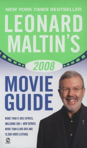 9780451221865: Leonard Maltin's 2008 Movie Guide (Leonard Maltin's Movie Guide (Mass Market))