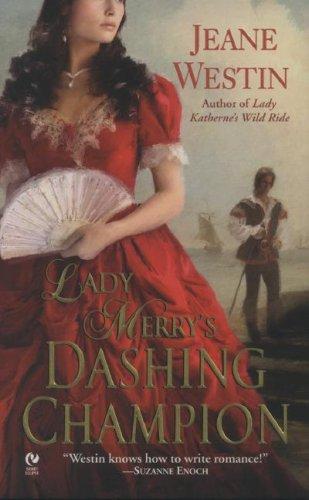 9780451221926: Lady Merry's Dashing Champion (Signet Eclipse)
