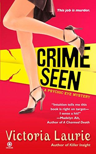 9780451222015: Crime Seen (Psychic Eye Mysteries, Book 5)