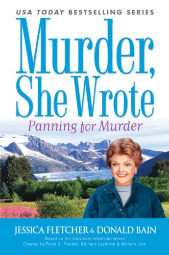 9780451222206: Murder, She Wrote: Panning For Murder