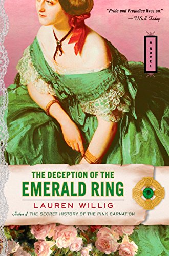 9780451222213: The Deception of the Emerald Ring (Pink Carnation)