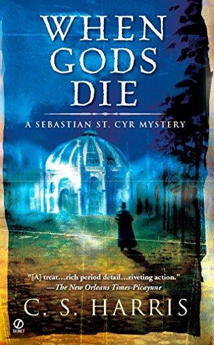 9780451222558: When Gods Die: A Sebastian St. Cyr Mystery