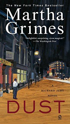 9780451222664: Dust: A Richard Jury Mystery