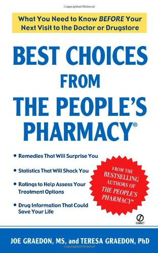9780451222756: Best Choices From the People's Pharmacy