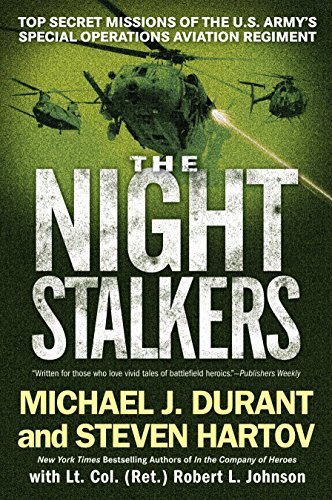 9780451222916: The Night Stalkers: Top Secret Missions of the U.S. Army's Special Operations Aviation Regiment