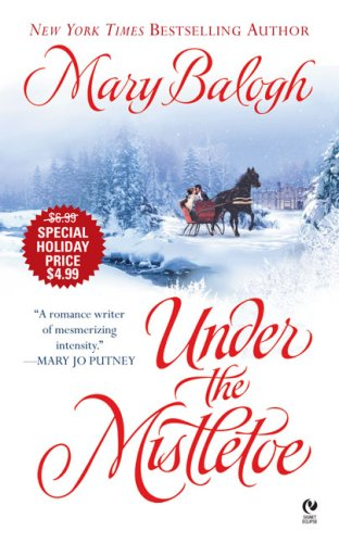 9780451223456: Under the Mistletoe (Signet Eclipse)