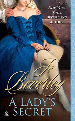 A Lady's Secret (A Mallorean Novel): Jo Beverley