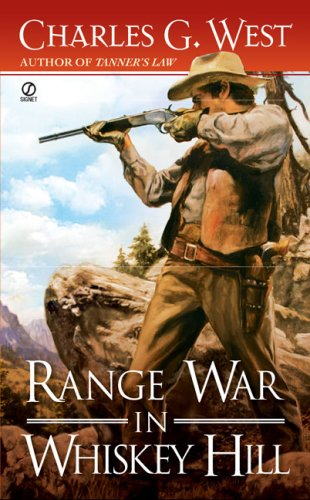 9780451224439: Range War in Whiskey Hill