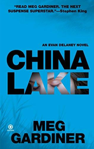 9780451224552: China Lake: An Evan Delaney Novel