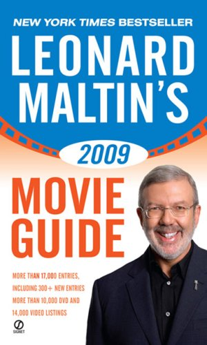 9780451224682: Leonard Maltin's 2009 Movie Guide (Leonard Maltin's Movie Guide (Mass Market))