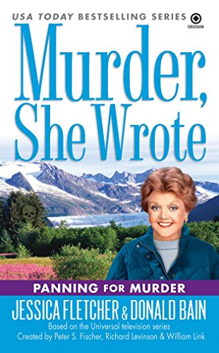9780451224842: Murder, She Wrote: Panning for Murder