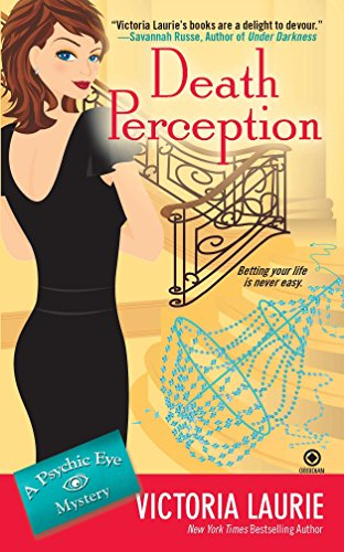 Death Perception (Psychic Eye Mysteries) (0451224868) by Laurie, Victoria