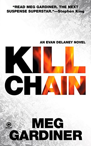 9780451225238: Kill Chain: An Evan Delaney Novel