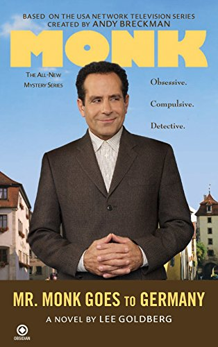 9780451225634: Mr. Monk Goes to Germany (Monk 6)