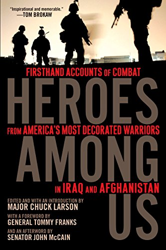 9780451225849: Heroes Among Us: Firsthand Accounts of Combat From America's Most Decorated Warriors in Iraq and Afghanistan