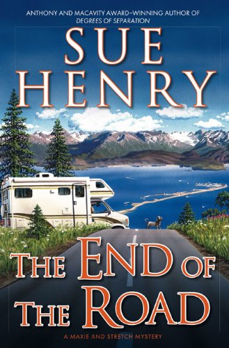 9780451226044: The End of The Road: A Maxie and Stretch Mystery