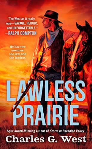 9780451226136: Lawless Prairie