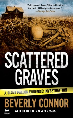 Scattered Graves (Diane Fallon, No. 6): Connor, Beverly
