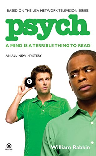 9780451226358: Psych: a Mind is a Terrible Thing to Read