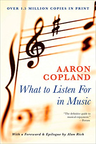 9780451226402: What to Listen for in Music