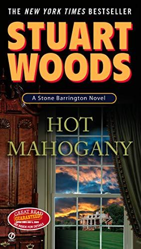 9780451226716: Hot Mahogany (A Stone Barrington Novel)