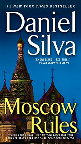 9780451227386: Moscow Rules (Gabriel Allon Novels)