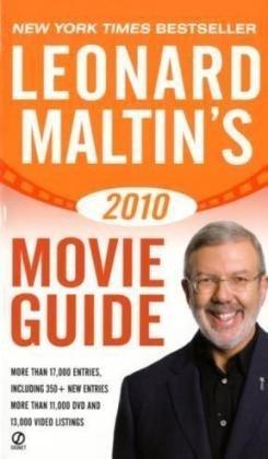 9780451227645: Leonard Maltin's 2010 Movie Guide (Leonard Maltin's Movie Guide)